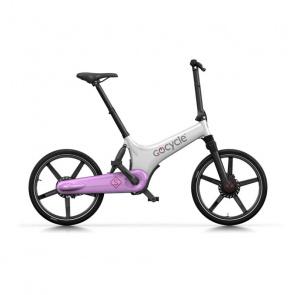 GoCycle Vélo Electrique GoCycle GS Blanc/Rose 2018