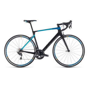 Cube - Promo Cube Agree C:62 Pro Racefiets Carbon/Blauw 2018 (178100)
