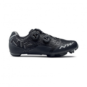 Northwave Chaussures VTT Northwave Rebel Noir/Antracite 2018
