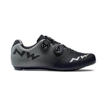 Chaussures Route Northwave Revolution Noir/Antracite 2018