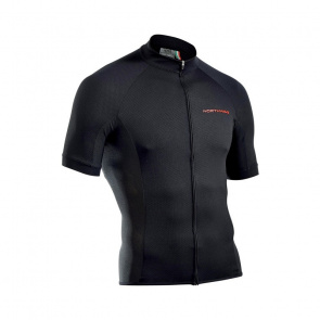 Northwave Maillot Manches Courtes Northwave Force Noir 2020