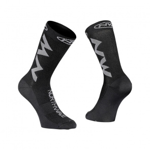 Northwave Chaussettes Northwave Extreme Air Noir/Gris 2018