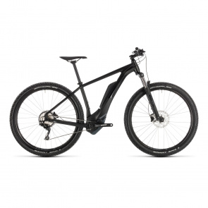 "Cube - Promo Cube Reaction Hybrid Pro 500 Elektrische 27.5"" MTB Black Edition 2019 (234101)"