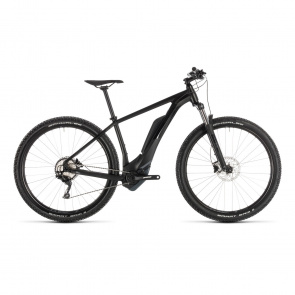 "Cube - Promo Cube Reaction Hybrid Pro 400 Elektrische 29"" MTB Black Edition 2019 (234100)"
