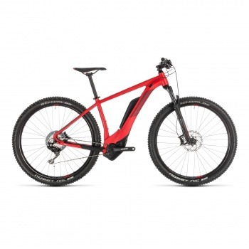 "Cube Reaction Hybrid Race 500 Elektrische 29"" MTB Rood 2019 (234160)"