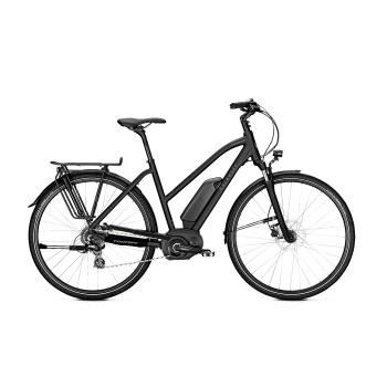Vélo Electrique Kalkhoff Endeavour 1 B8 Move Trapèze Noir Mat 2019 (633527373-5)