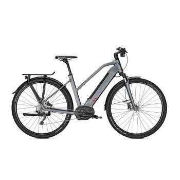 Vélo Electrique Kalkhoff Entice 5 B10 Tour Trapèze Gris Mat 2019 (633529334-36)