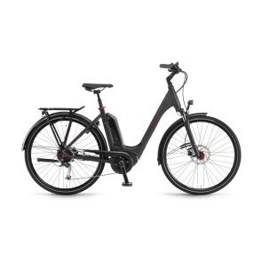 Winora 2020 Vélo Electrique Winora Sinus Tria 9 500 Easy Entry Noir Mat 2019 (44245099)