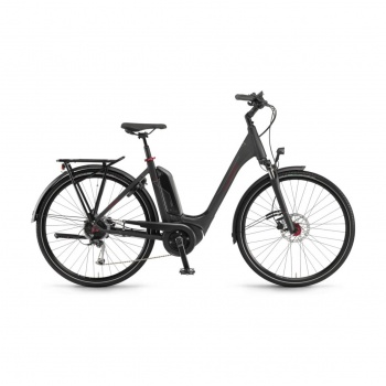 Vélo Electrique Winora Sinus Tria 9 500 Easy Entry Noir Mat 2019 (44245099)