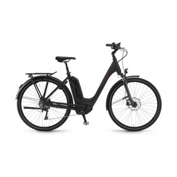 Vélo Electrique Winora Sinus Tria 10 500 Easy Entry Noir Mat 2019 (44287108)