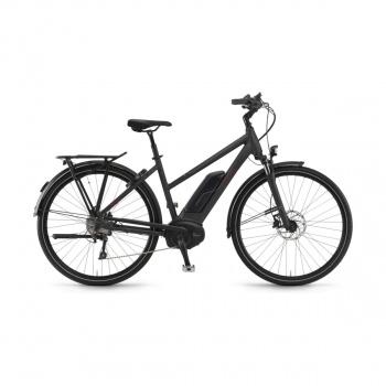 Vélo Electrique Winora Sinus Tria 10 500 Trapèze Noir Mat 2019 (44281108)
