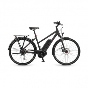 Winora 2020 Vélo Electrique Winora Sinus Tria 9 500 Trapèze Noir Mat 2020 (44241099)