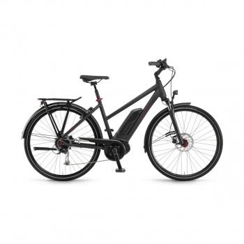 Vélo Electrique Winora Sinus Tria 9 500 Trapèze Noir Mat 2019 (44241099)