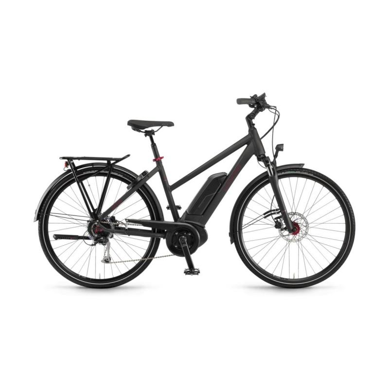 Vélo Electrique Winora Sinus Tria 9 500 Trapèze Noir Mat 2020 (44241099)