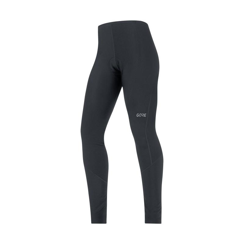 Gore Wear C3 Thermo Lange Fietsbroek voor Vrouwen Zwart 2019-2021