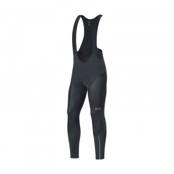 Collant Gore Wear C7 Partial Windstopper Pro Noir 2018-2019