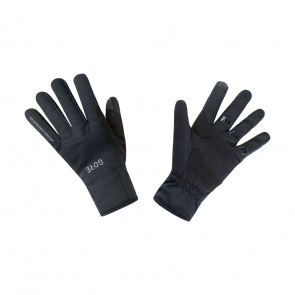 Gore Bike Wear Gants Gore Wear Windstopper Thermo Noir 2018-2019