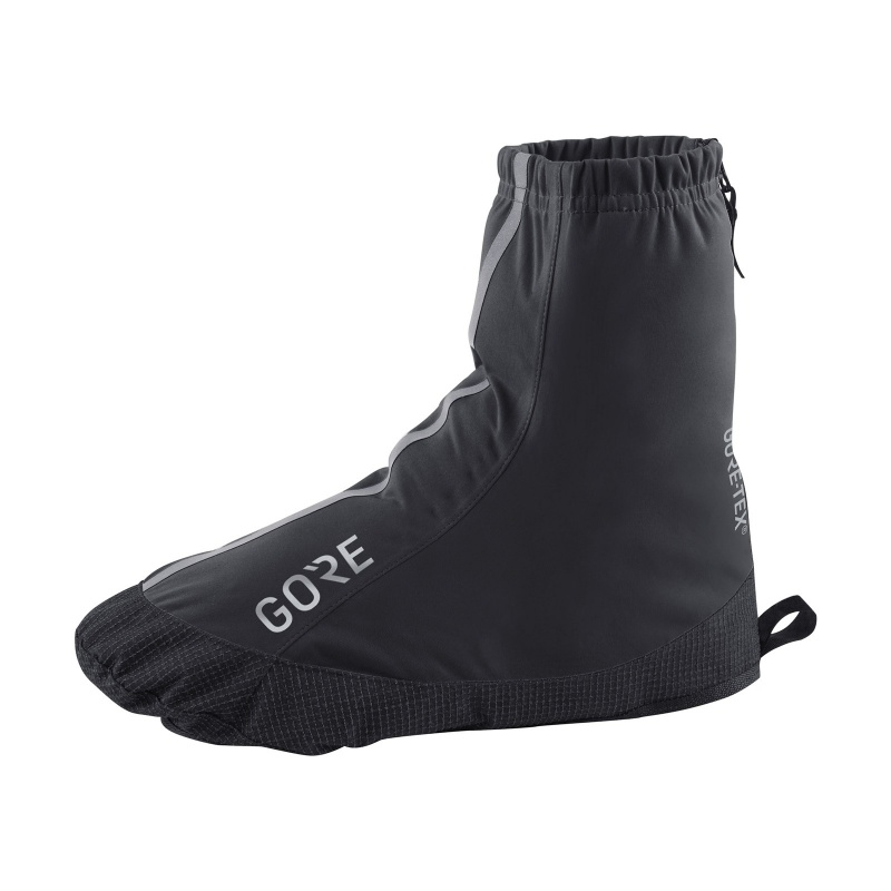 Sur-chaussures Gore Wear C5 Windstopper Insulated Noir 2019-2020