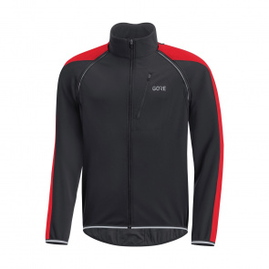 Gore Bike Wear Veste Gore Wear C3 Phantom Noir/Rouge 2018-2019