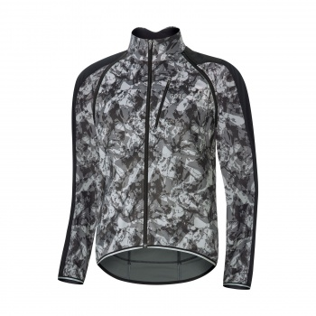 Veste Gore Wear C3 Phantom Gris Camo/Noir Camo 2018-2019