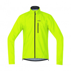 Gore Bike Wear Veste Gore Wear C3 Gore-Tex Active Jaune Néon 2018-2019