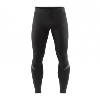 Craft Ideal Thermal Lange Fietsbroek zonder Bretellen Zwart 2018-2019