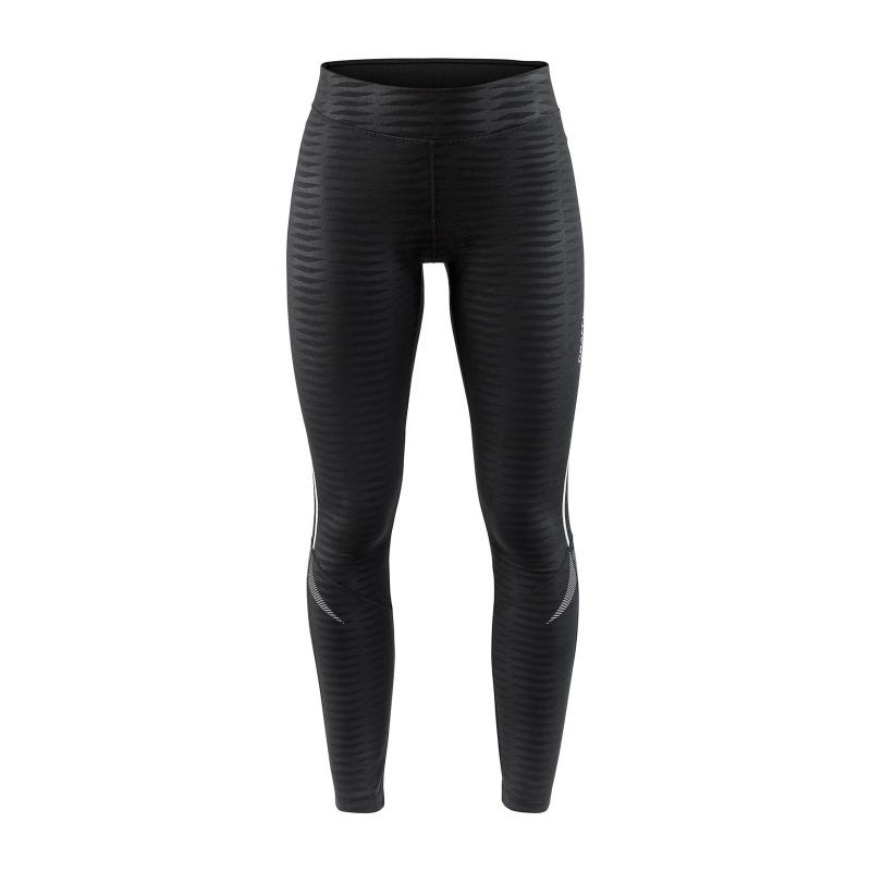 Collant sans Bretelles Femme Craft Ideal Thermal Noir/Noir 2019-2020