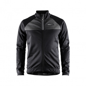 Craft Veste Rime Craft Noir/Argent Reflective 2018-2019