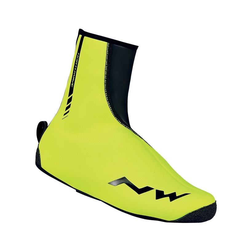 Sur-chaussures Northwave Sonic 2 Jaune Fluo/Noir 2019-2020