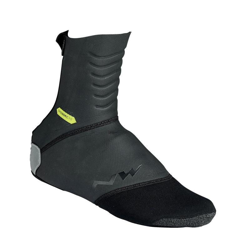 Sur-chaussures Northwave Storm Noir 2019-2020
