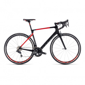 Cube - Promo Cube Agree C:62 SL Racefiets Carbon/Rood 2018 (178300)
