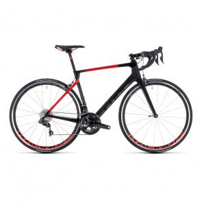 Cube - Promo Vélo de Course Cube Agree C:62 SL Carbone/Rouge 2018 (178300)