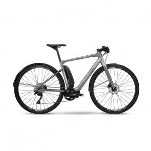 BMC 2020 Vélo Electrique BMC Alpenchallenge AMP City One Gris/Noir/Noir 2019 (301606)