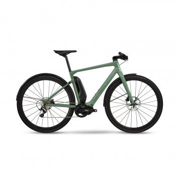 Vélo Electrique BMC Alpenchallenge AMP City LTD Vert/Noir/Noir 2019 (301502)