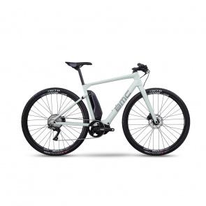 BMC - 2019 Vélo Electrique BMC Alpenchallenge AMP Cross One Blanc/Bleu/Rouge 2019 (301602)