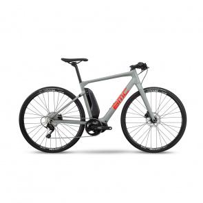 BMC 2020 Vélo Electrique BMC Alpenchallenge AMP Sport One Gris/Rouge/Noir 2020 (301598)