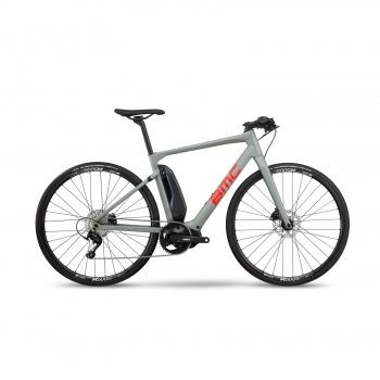 Vélo Electrique BMC Alpenchallenge AMP Sport One Gris/Rouge/Noir 2020 (301598) (301598/302000)