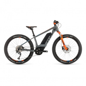Cube 2019 VTT Electrique Enfant Cube Acid 240 Hybrid Youth 400 Action Team 2019 (230050)