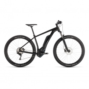 "Cube 2019 VTT Electrique 27.5"" Cube Reaction Hybrid Pro 400 Black Edition 2019 (234100)"
