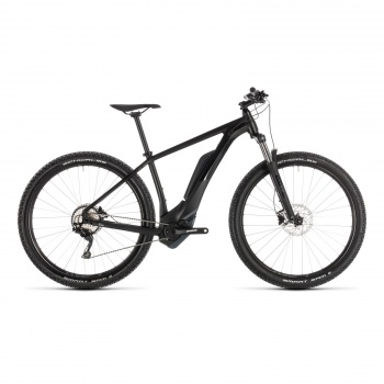 "VTT Electrique 27.5"" Cube Reaction Hybrid Pro 400 Black Edition 2019 (234100)"