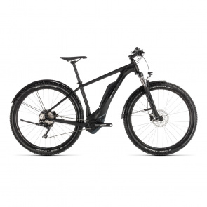 "Cube 2019 VTT Electrique 29"" Cube Reaction Hybrid Pro 500 Allroad Black Edition 2019 (234121)"