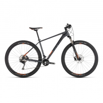 "VTT 27.5"" Cube Acid Gris/Orange 2019 (204100)"