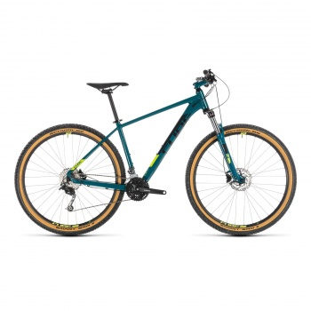 "VTT 27.5"" Cube Aim SL Pinetree/Jaune Flash 2019 (201510)"