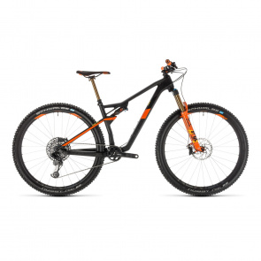 "Cube - Promo VTT 29"" Cube AMS 100 C:68 TM Gris/Orange 2019 (252150)"