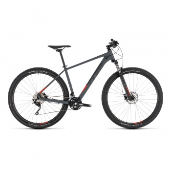 "VTT 27.5"" Cube Attention Iridium/Rouge 2019 (203100)"