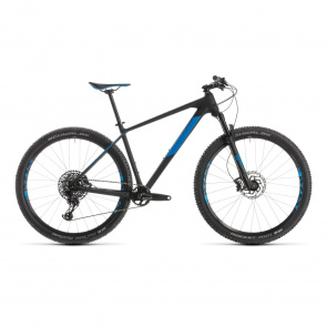 "Cube 2019 Cube Reaction C:62 Pro 29"" MTB Carbon/Blauw 2019 (216200)"