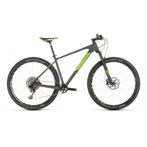 "Cube - Promo VTT 29"" Cube Reaction C:62 Race Eagle Gris/Vert 2019 (216310)"