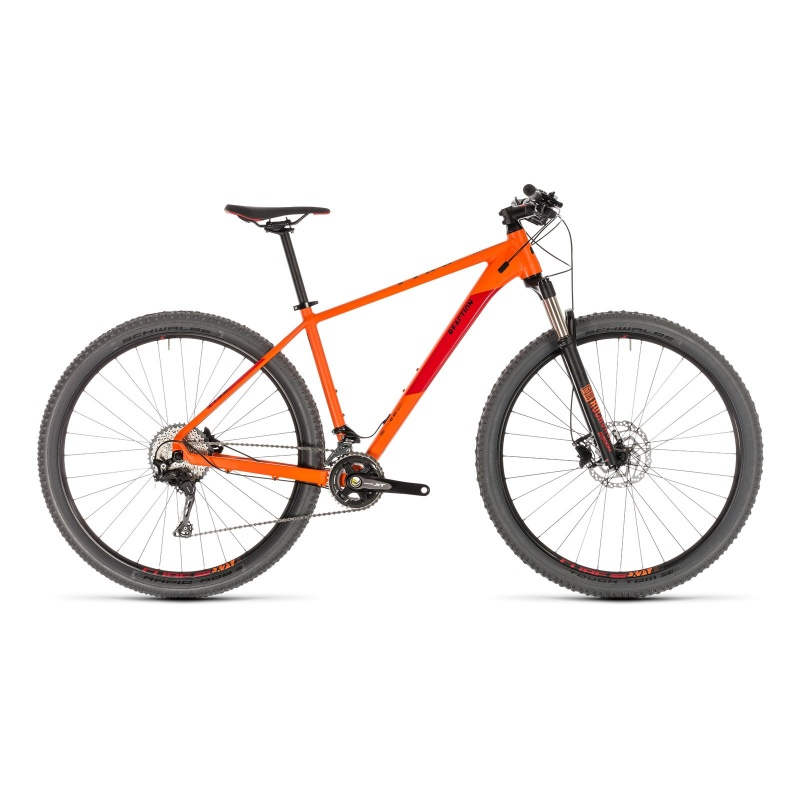 "VTT 29"" Cube Reaction Pro Orange/Rouge 2019 (212110)"