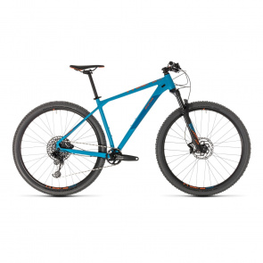 "Cube - Promo Cube Reaction 29"" MTB Blauw/Oranje 2019 (213110)"