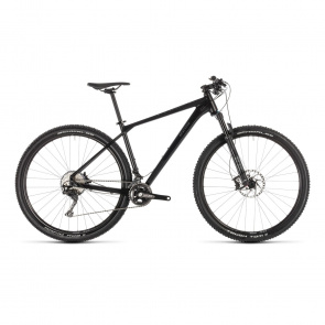 "Cube - Promo VTT 29"" Cube Reaction SL Noir/Gris 2019 (214100)"